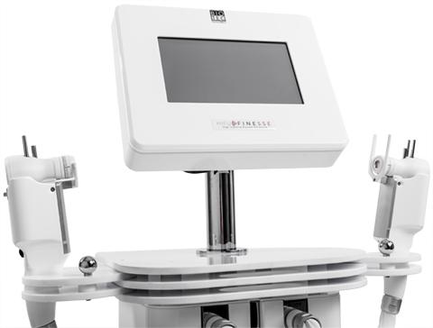 laser frakcyjny laser diodowy kombajn kosmetyczny